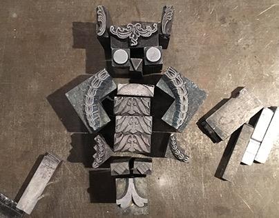 The Happy Hoot Owl Letterpress Animation