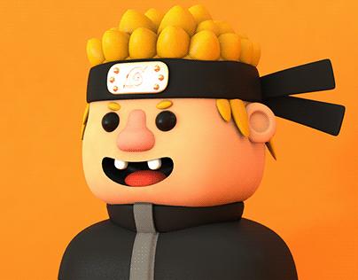 Chubby Naruto