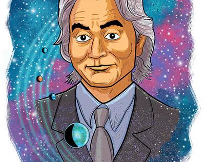 Science Portraits: Michio Kaku