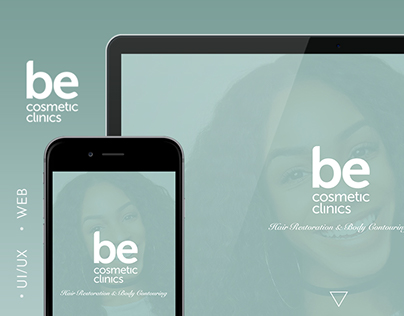Be Cosmetic -UI/UX Project