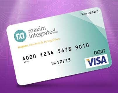 Maxim Integrated | Inspire Virtual Visa Email Campaign