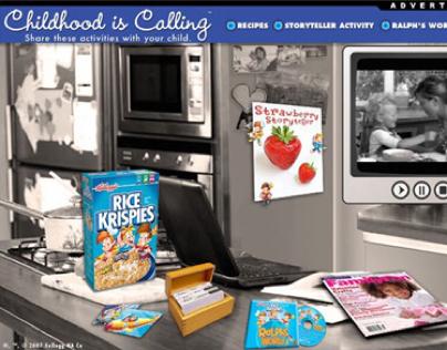 Rice Krispes: Chilhood is Calling