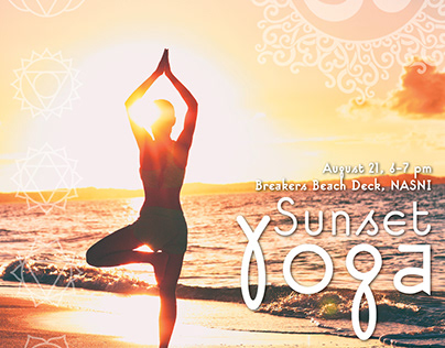 Sunset Yoga for Naval Base Coronado