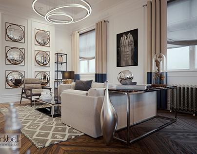 Pearl interior design.
