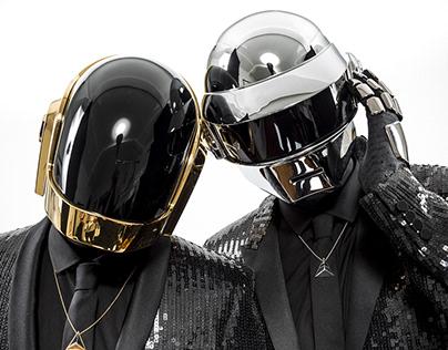 DAFT PUNK Helmets Remake