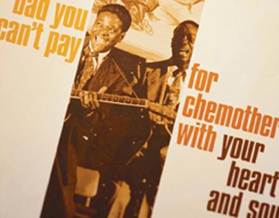 Jazz Musicians Emergency Fund posters