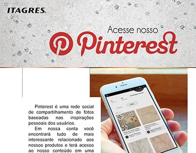 Informativo - Pinterest