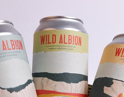 Brand Opus- Wild Albion