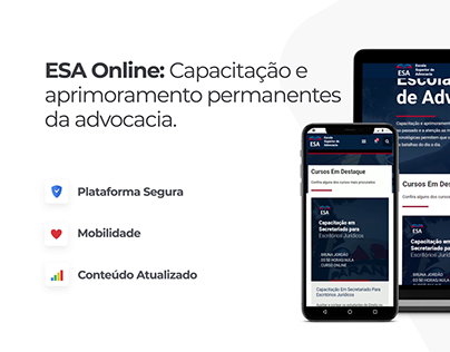 Plataforma Online   ESA Paraná