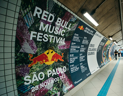 Red Bull Music SP 2018