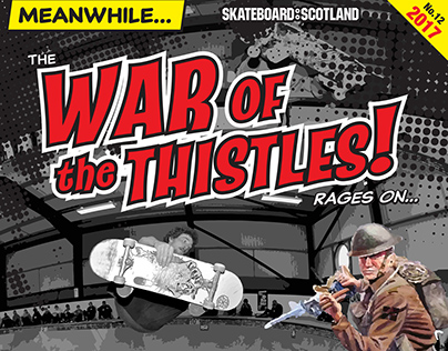 War of the Thistles 2017 Poster