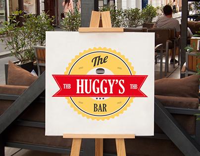 The Huggy's Bar menu