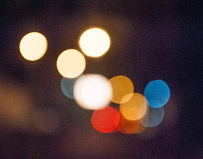 Fotografia   Experimentação Bokeh