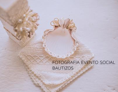 FOTOGRAFÍA DE EVENTO SOCIAL (BAUTIZOS)
