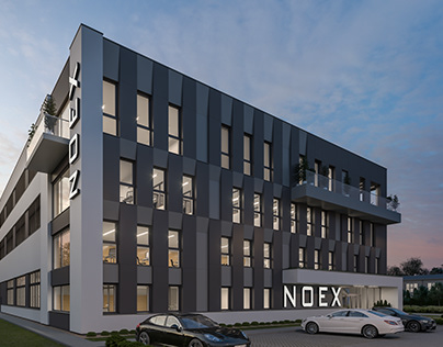 NOEX Headquarters in Poland