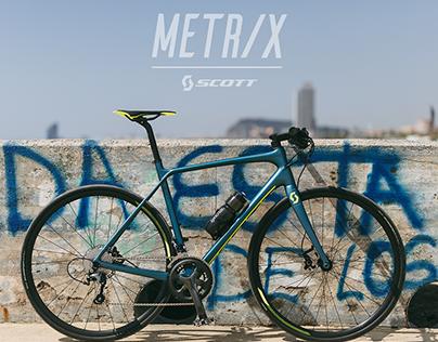 SCOTT MY18 | METRIX, sporty & urban bike