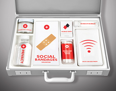 SingTel: Your First World Survival Kit (Advertising)