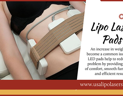 Lipo Laser Pads