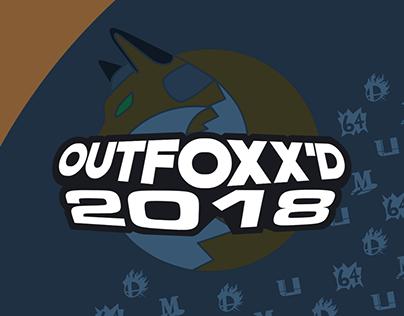 Outfoxx'd 2018 Branding