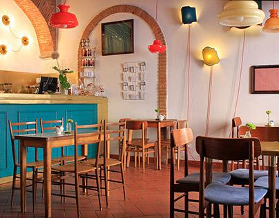 Interior Design per Momio Firenze