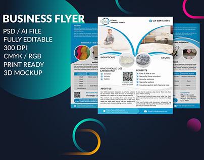 Unique Business Flyer