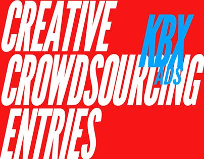 Creative Crowdsourcing Contest Entries