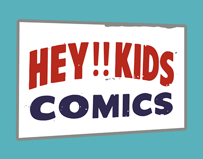 Hey, Kids! Comics!