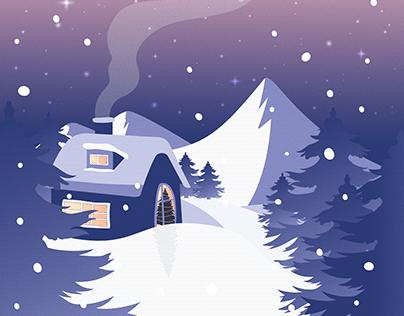 Une nuit avant Noël...