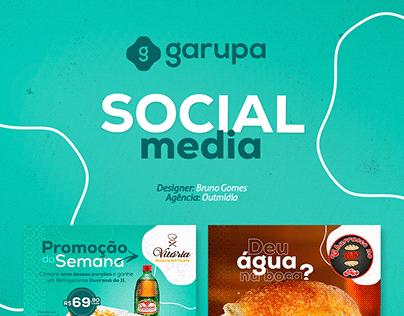 Social Media - Garupa APP