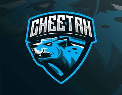 CHEETAH - Mascot Logo