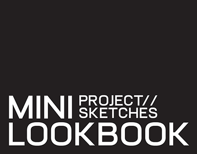 Mini Project//Sketches Lookbook Spring 2017