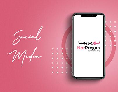NorPregna - Social Media