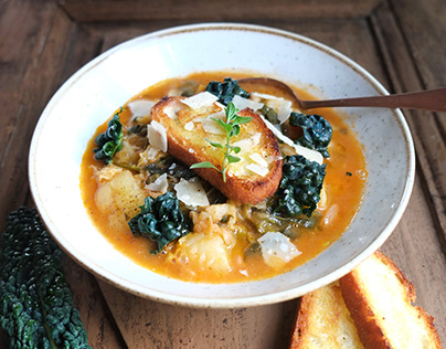 Gastronomia Sociale - Logo & Photo