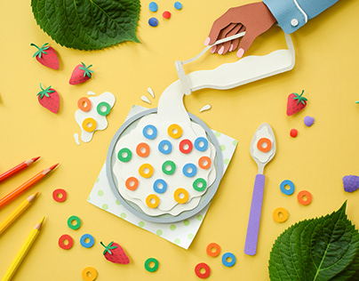 Breakfast Time | stop motion animation