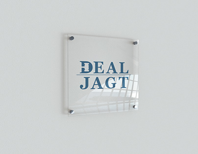 Visual Identity for Deal-Jagt