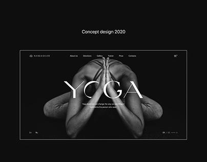 Namaskar — yoga studio