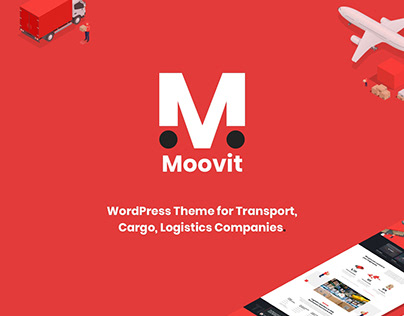 Moovit Transportation WP Theme