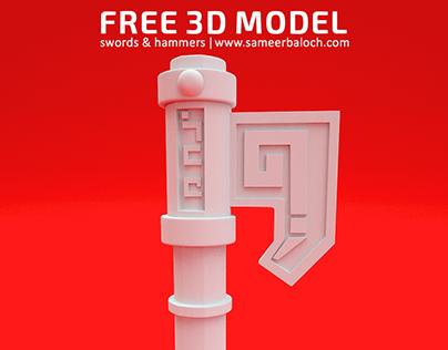 Swords (Free 3D Models)