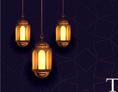 Ramadan App Ui Design