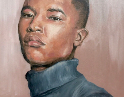Some of my Portrait paintings