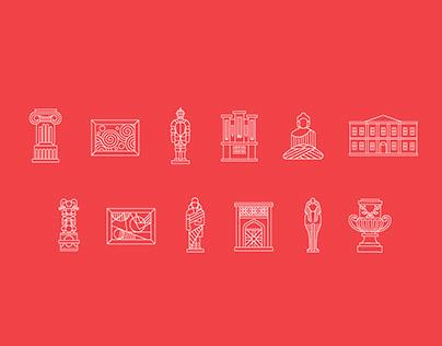Metropolitan Museum of Art Symbols