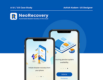 NeoRecovery- Mobile Application
