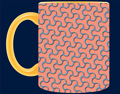 Pattern Mug Design