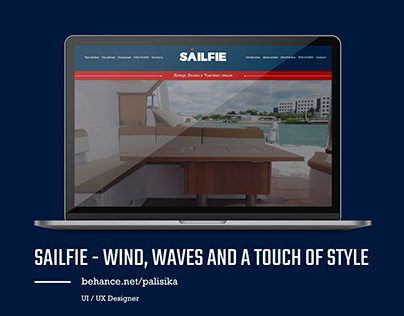 SAILFIE - WIND, WAVES AND A TOUCH OF STYLE