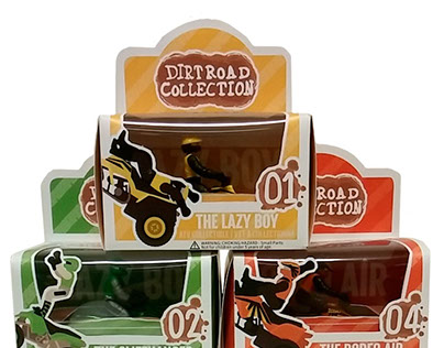 Dirt Road Collection Toys