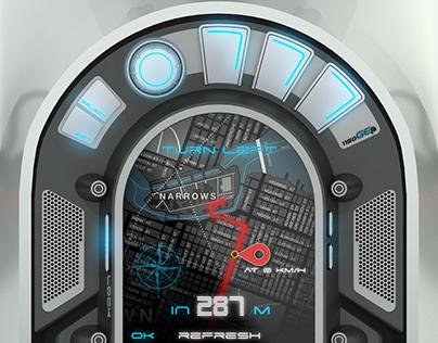 BMW 1150GEth Interface design