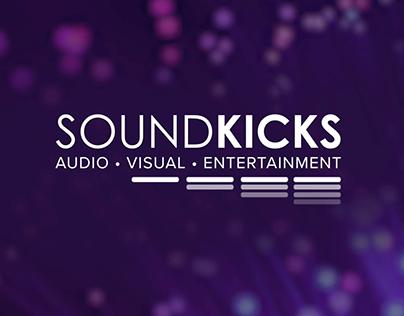 Soundkicks Logo Animation