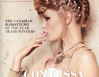 Salon Magazine Cover