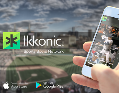 Ikkonic - Sports Social Network