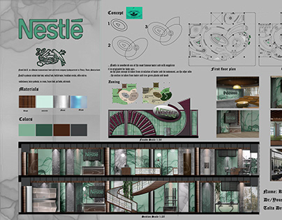 Third year project nestle 2018